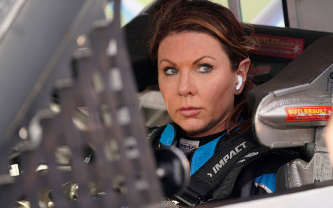 Jennifer Jo Cobb not approved to run Talladega NASCAR Cup race despite Rick Ware Racing announcement