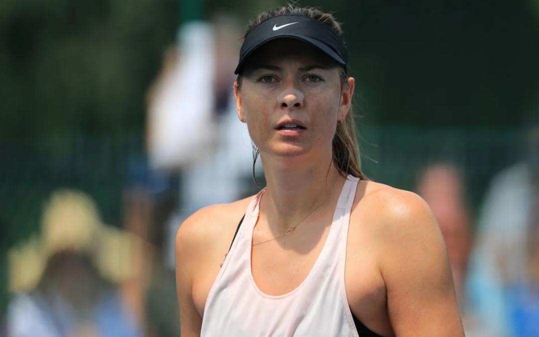 Under the Spotlight: The controversial career of Maria Sharapova