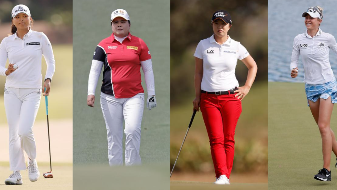 As the LPGA season heats up, an intriguing race for World No. 1 is brewing