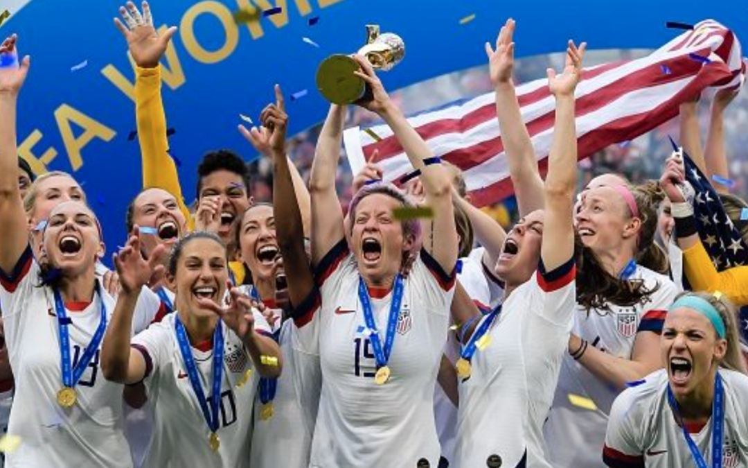 U.S. women's soccer team opens Tokyo Olympics with showdown match