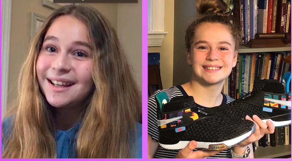 Teen's Search For WNBA Sneakers Sparks Change In Sportswear Retailers