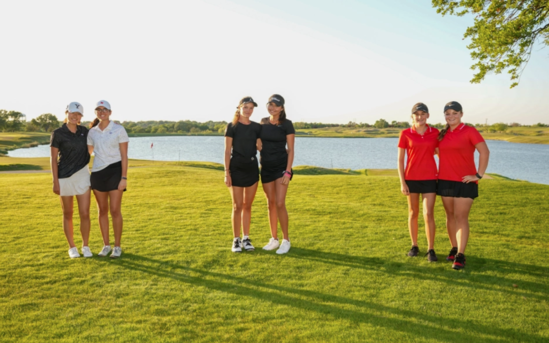 Three teams share stroke-play medalist honors at U.S. Women's Amateur Four-Ball Championship