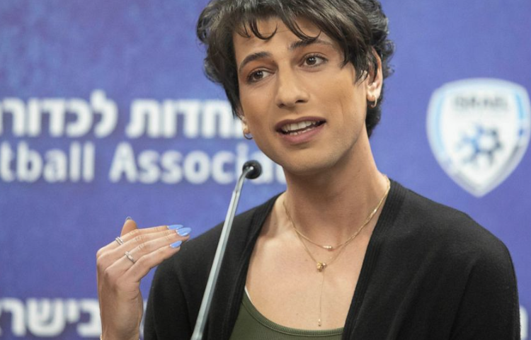 Israeli soccer referee comes out as transgender woman