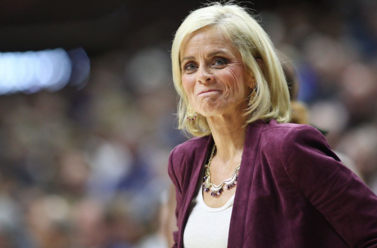 Baylor center Hannah Gusters plans to follow Kim Mulkey to LSU as transfer