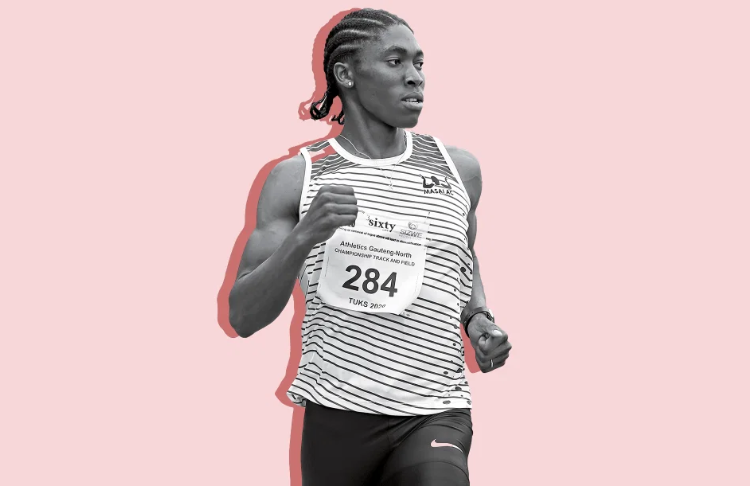 Caster Semenya Is Barred From Her Best Race. But She Won't Give Up On Tokyo