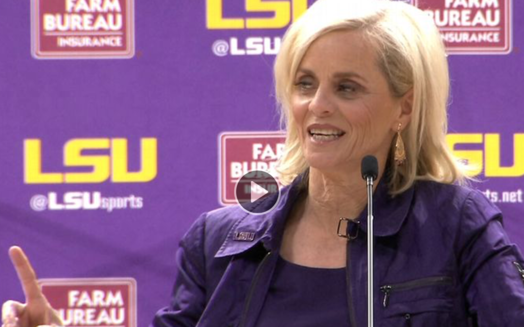 LSU Tigers women's basketball coach Kim Mulkey's 8-year deal worth at least $22.5 million before incentives