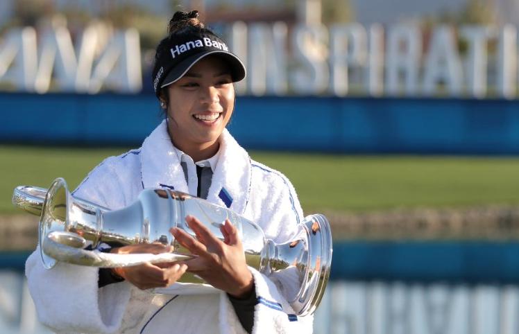 Patty Tavatanakit: The golfer who admits it's 'odd' to think she's a major winner