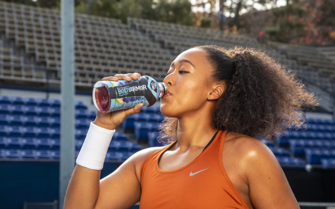 4 Questions With Naomi Osaka: Pre-Competition Rituals, Advice She Lives By, and More