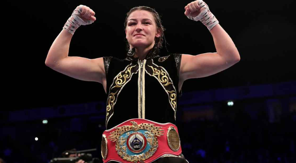 Before Katie Taylor rose to top of women's boxing, soccer career just as bright for Olympic gold medallist