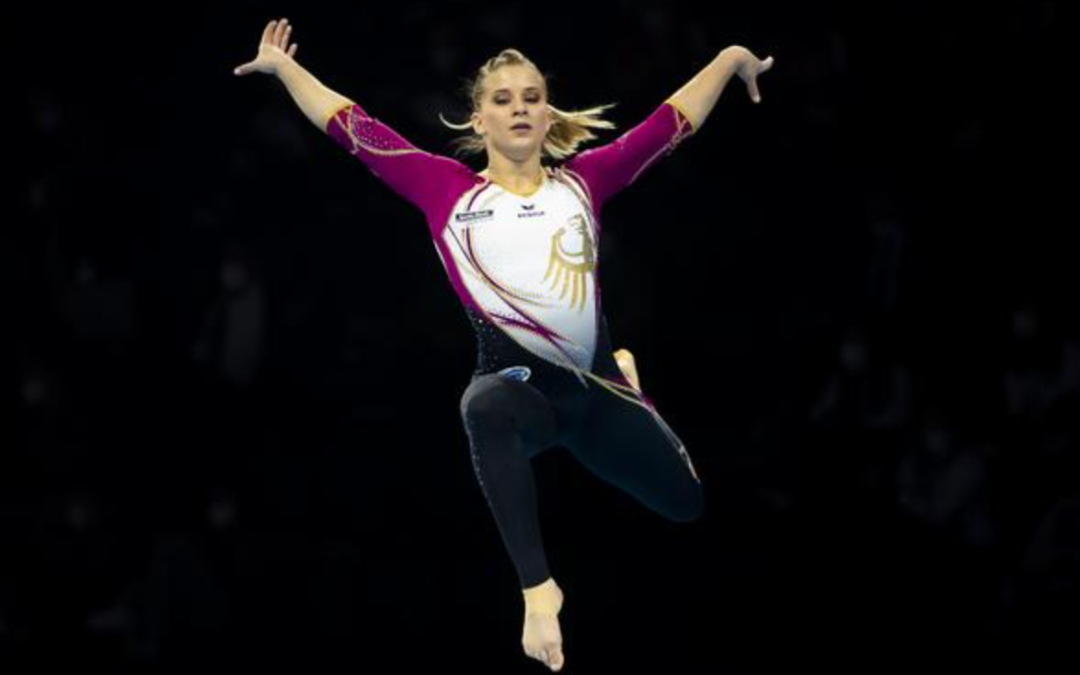 Tokyo Olympics: Gymnast Elisabeth Seitz hopes for clothing revolution across sports