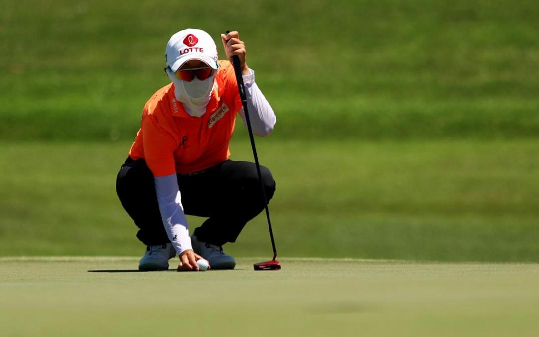 South Korea's Hyo Joo Kim becomes latest top-ranked player to end LPGA winless streak