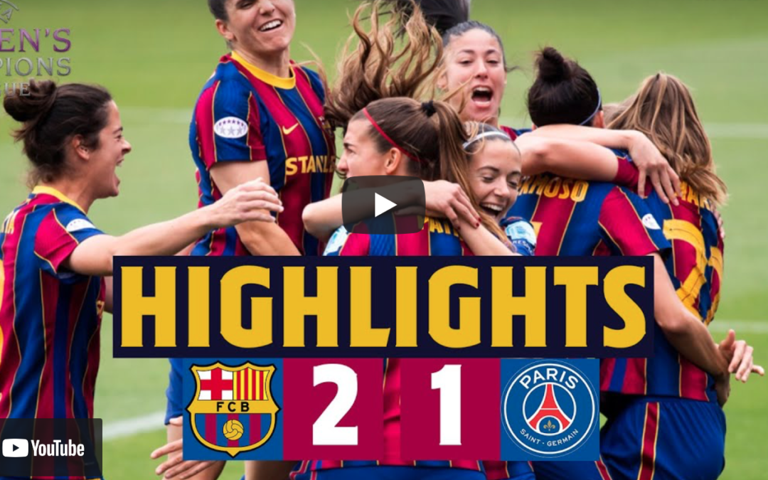 Chelsea joins Barcelona as UEFA Women's Champions League will see first-time winner