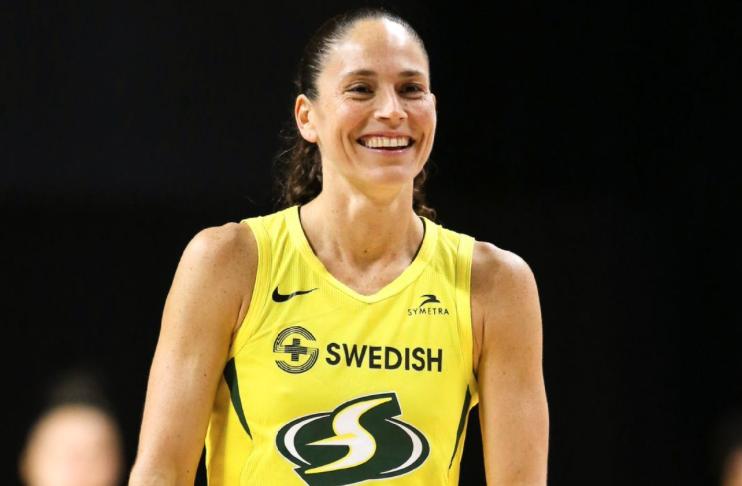 Seattle Storm's Sue Bird feels 'great' as she prepares for 18th WNBA season