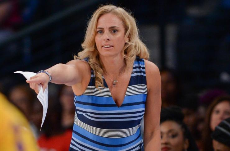 Atlanta Dream's Nicki Collen leaving WNBA to coach Baylor after Kim Mulkey's departure