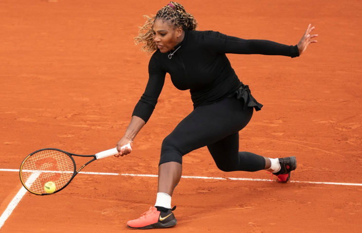 Serena Williams posts 1st victory in more than 3 months