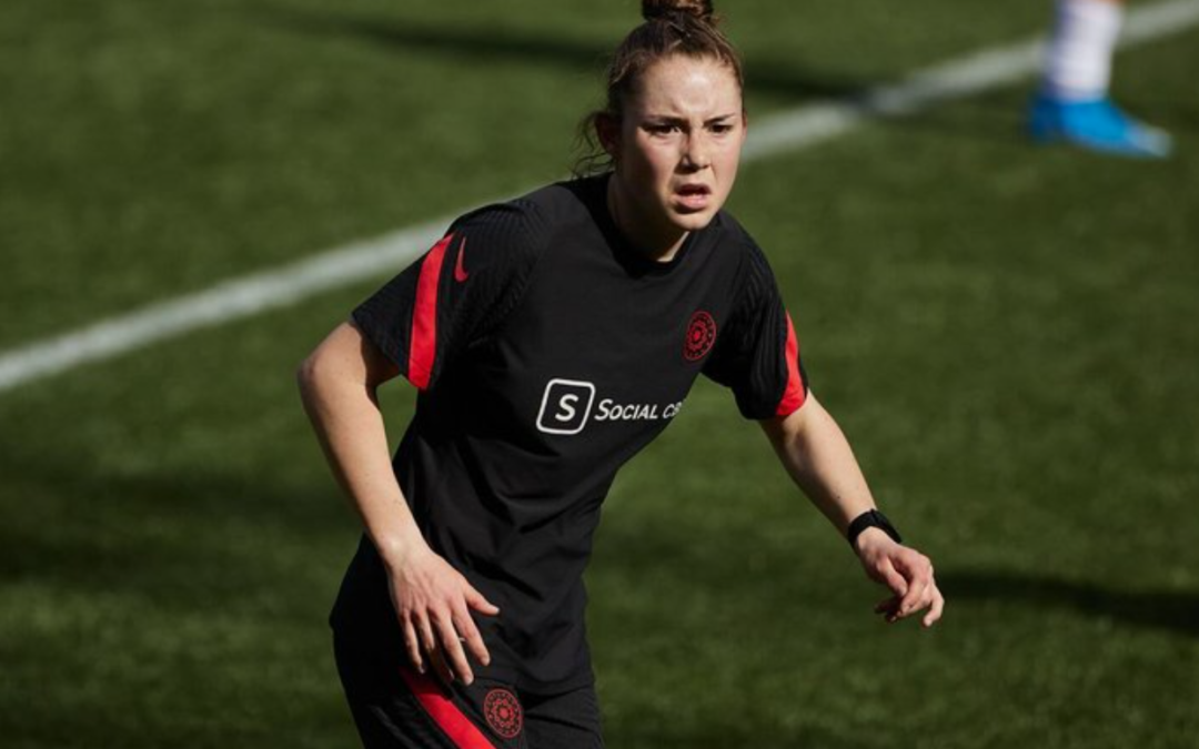 Teen soccer phenom Olivia Moultrie sues NWSL for right to play in league