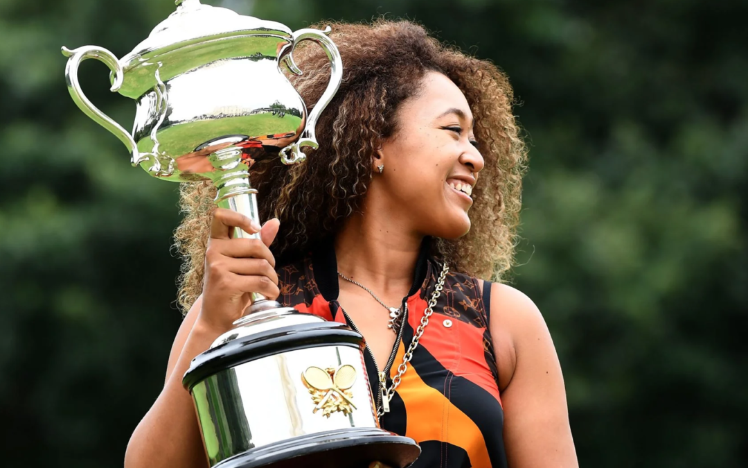 Naomi Osaka Expands Athletic Initiative To Get More Young Girls Involved In Sports