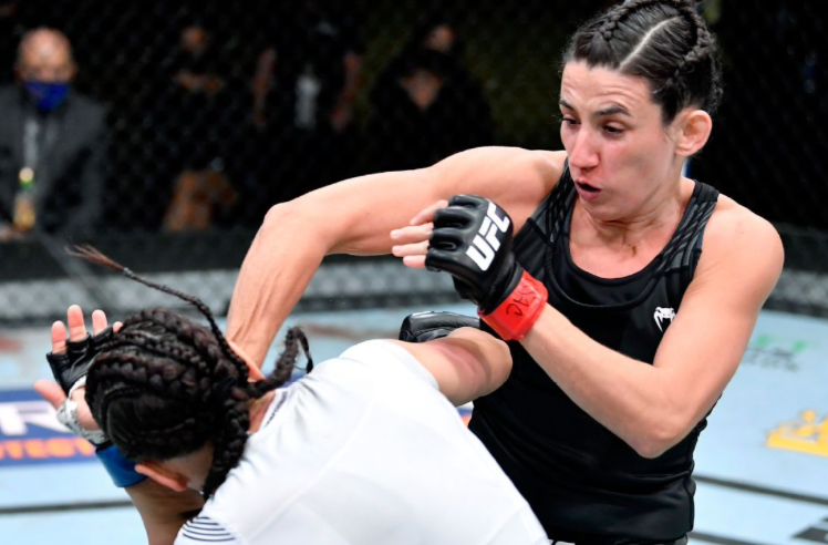 UFC takeaways: Marina Rodriguez drawing lofty comparisons; 'Cowboy' Cerrone nearing end of the road