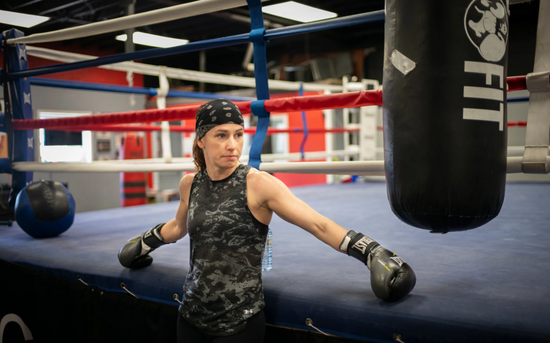A Boxer May Miss the Olympics Because of Her Prepandemic Pregnancy