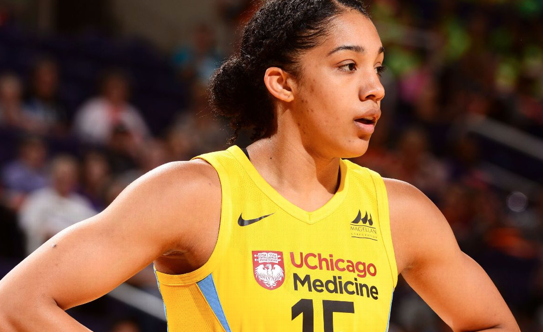 Los Angeles Sparks acquire Chicago Sky's Gabby Williams for two players