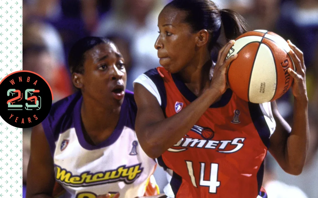 Cynthia Cooper Is the WNBA's Unsung Star