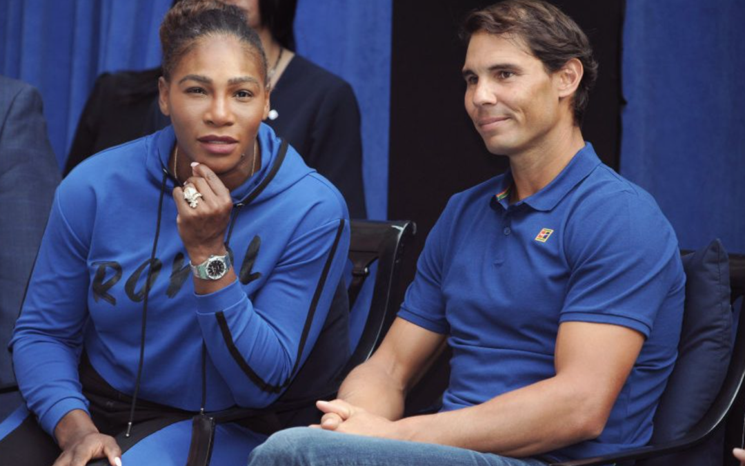 Serena Williams, Rafael Nadal undecided on Tokyo Olympics with one month left