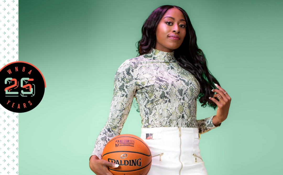 Q&A: Chiney Ogwumike on the Wubble Documentary and Getting Back on the Court