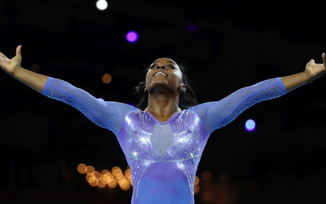 Olympic champion Biles returning to competition on May 22