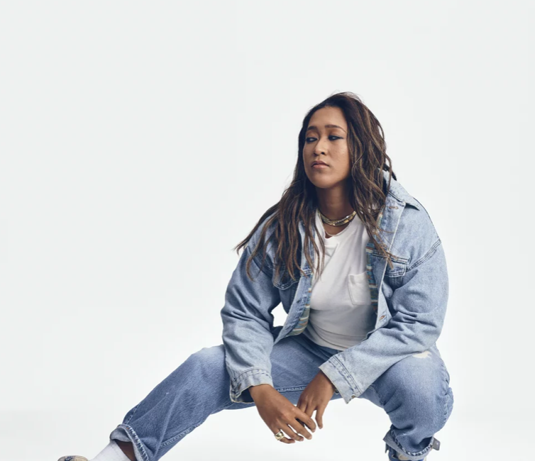 Naomi Osaka and Emma Chamberlain Star in Levi's 501 Originals Campaign