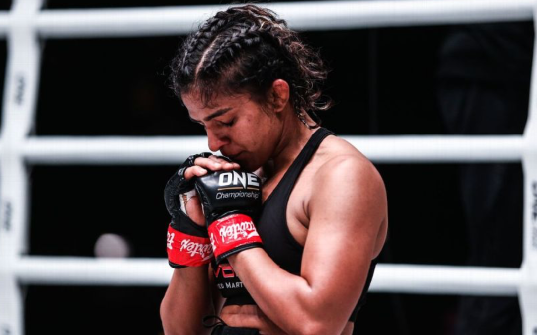 Ritu Phogat stumbles to first MMA loss, out of One title shot