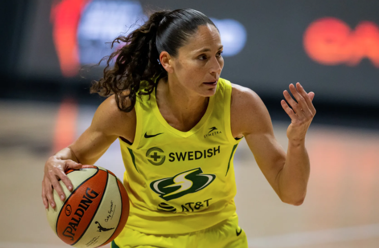 Sue Bird: 'I can't imagine a world where I'm not involved with women's basketball'