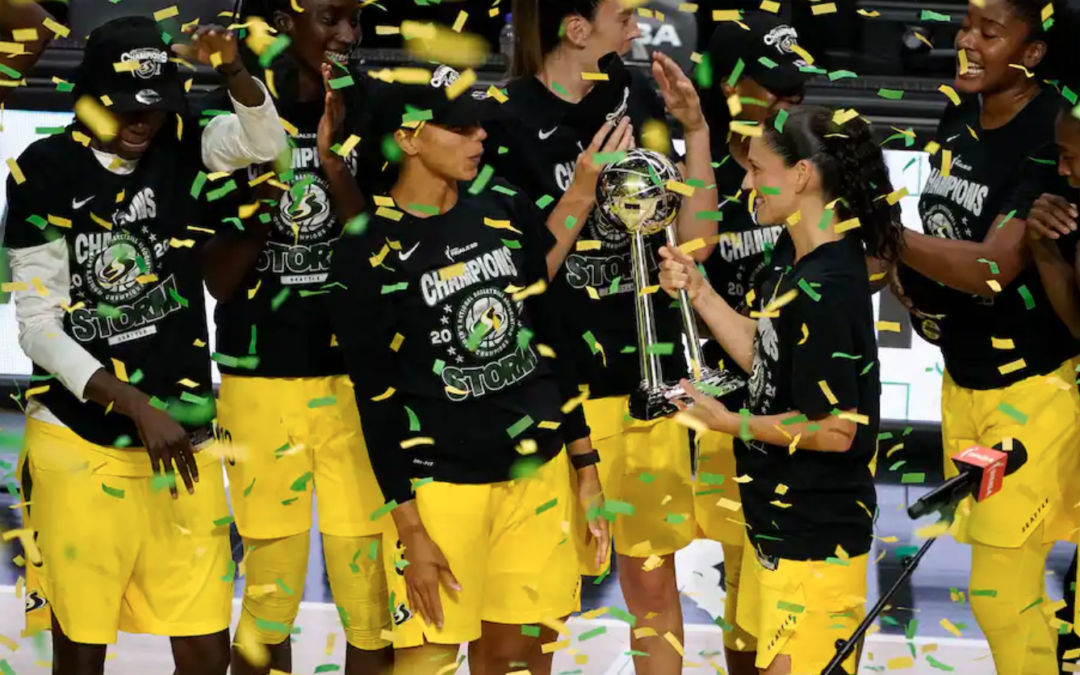 The WNBA once worried about survival. Now it has a bolder vision