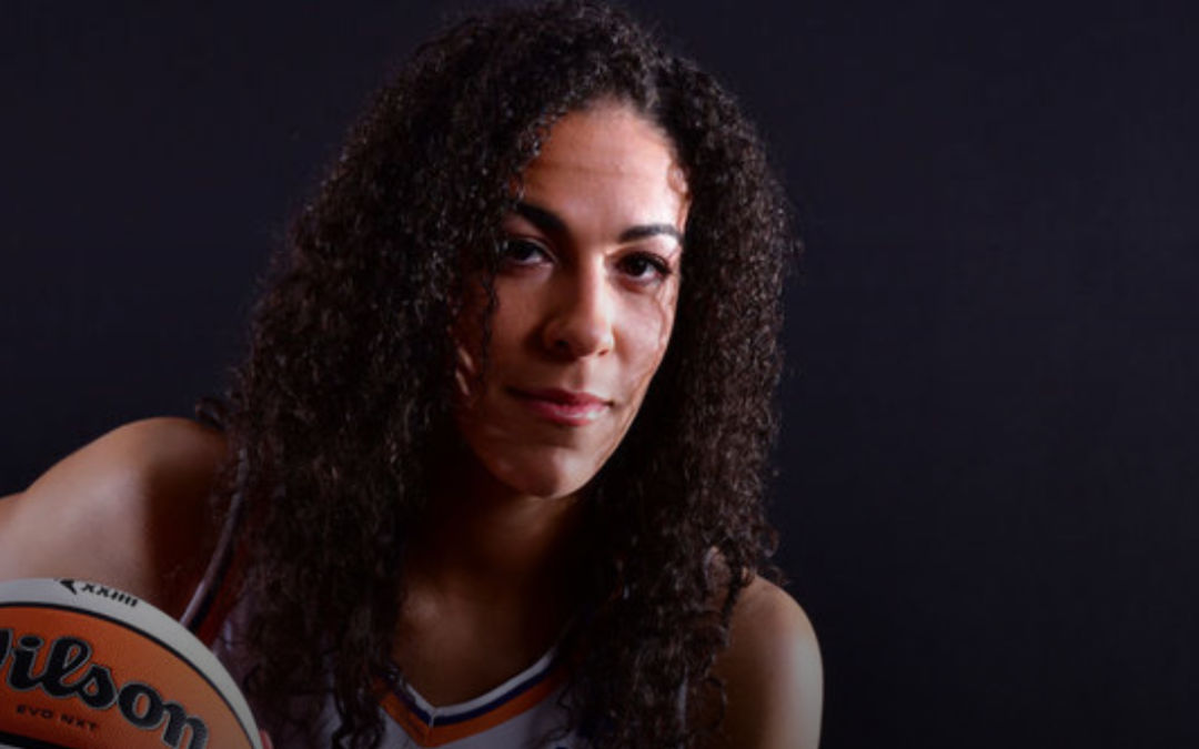 All-Star Kia Nurse talks Ionescu, Olympics, and Kobe and Gianna's WNBA legacy