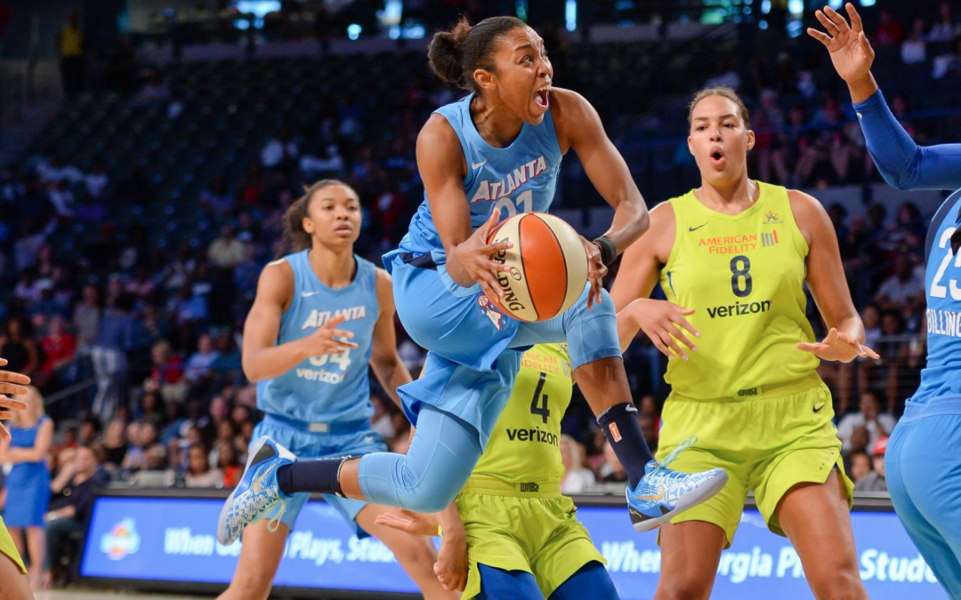 How Renee Montgomery pivoted from WNBA player to owner
