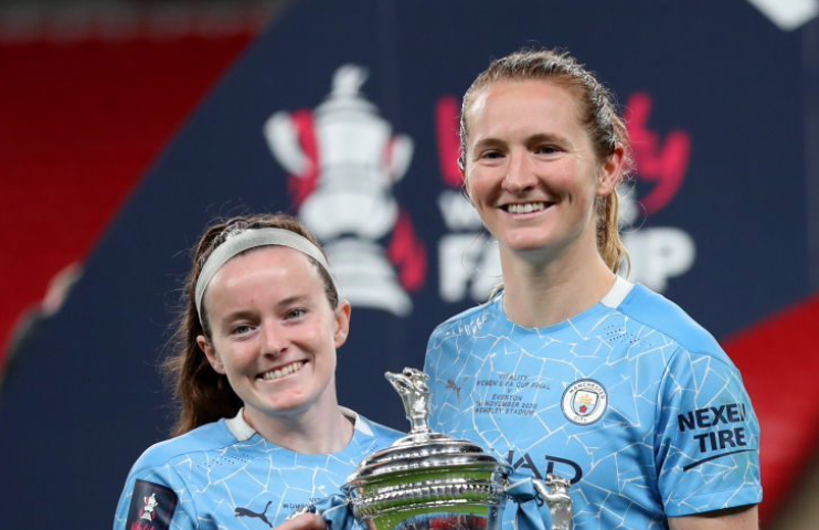 USWNT stars to leave Manchester City
