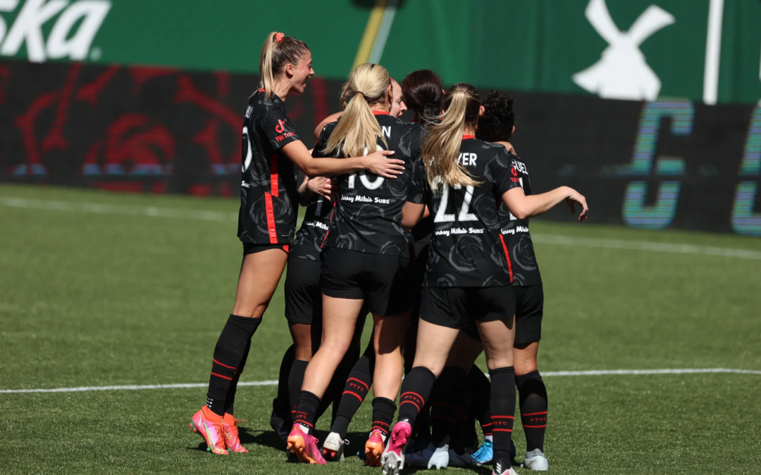 The Thorns are looking defensively dominant