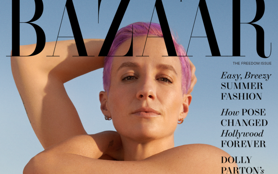 Megan Rapinoe Is Still Changing the Game