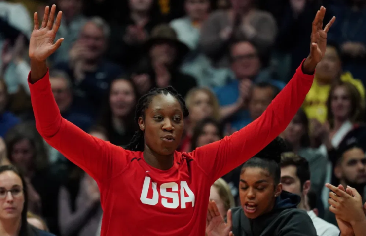 Mystics' Tina Charles Eclipses 6,000 Points, Enters Top 10 All-Time Scoring List