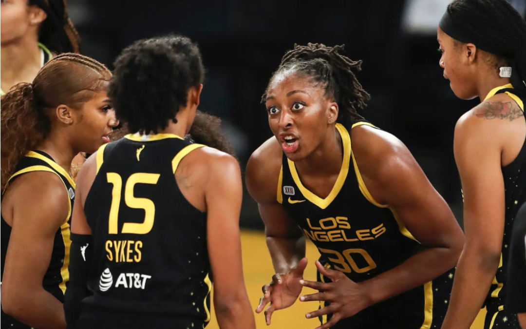 The Los Angeles Sparks signed a 6-figure deal that will give every player her own custom nutrition plan — the first of its kind in the WNBA