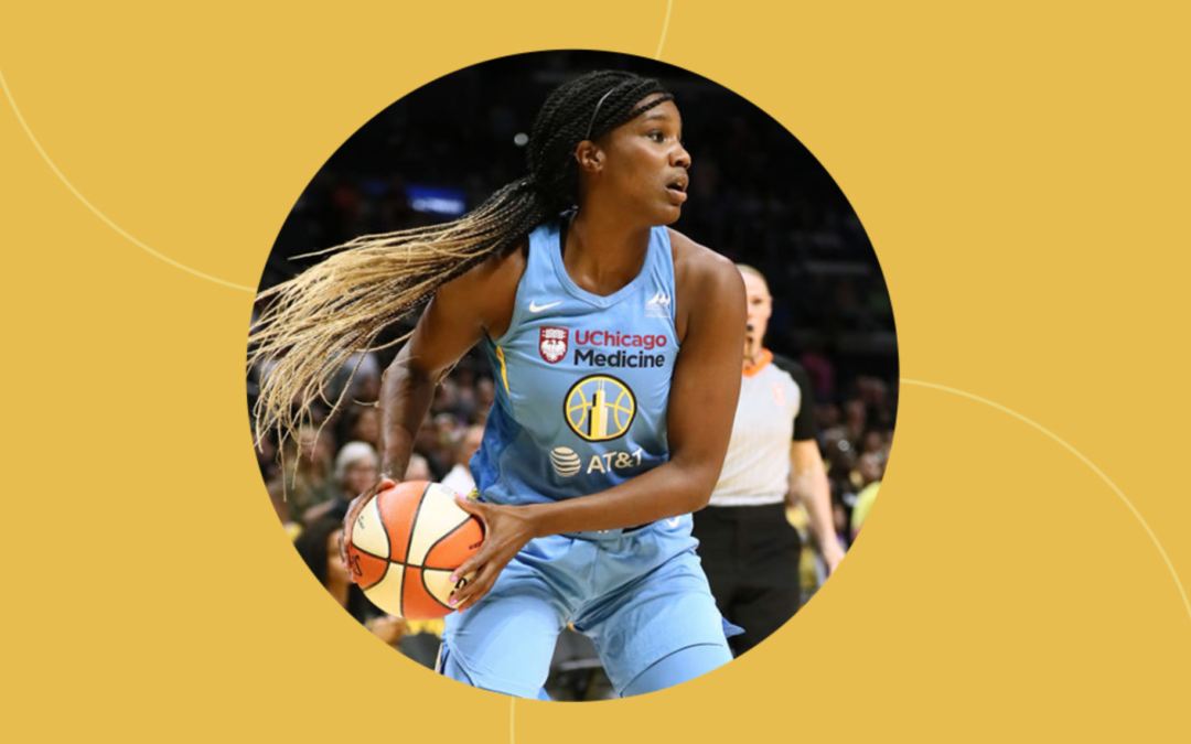 'How I'm Fighting for Racial Justice as a WNBA Player'