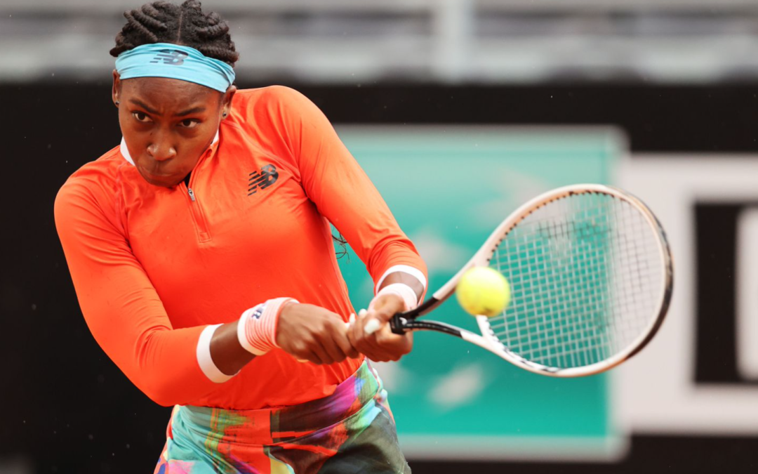 Coco Gauff tops Wang Qiang for first career clay-court title