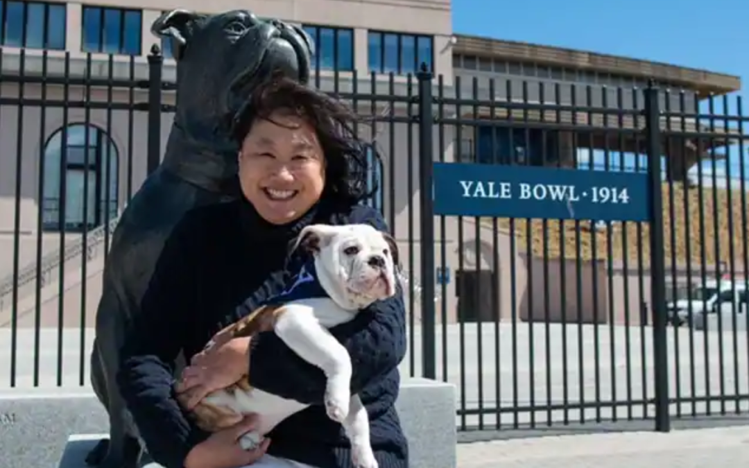 Yale AD Vicky Chun, spurred by rise in anti-Asian violence, leads push for AAPI representation