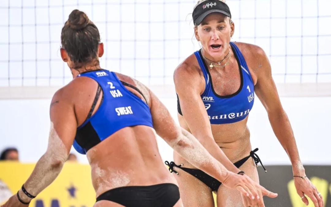 Kerri Walsh Jennings, Brooke Sweat in danger of missing Olympics