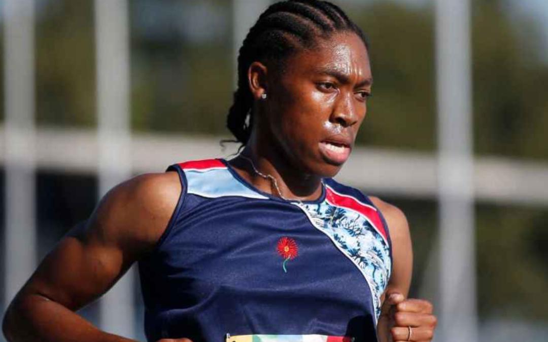 Caster Semenya fails to clock Olympic qualifying time in Pretoria 5000m race