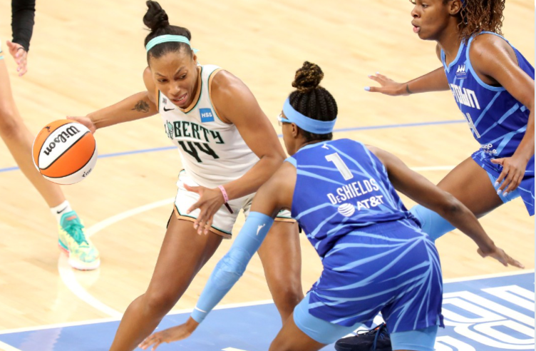 4 WNBA free agents already making impact for new teams
