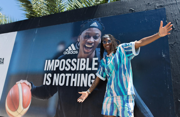 Adidas Writing New Chapter With Growth of WNBA Roster