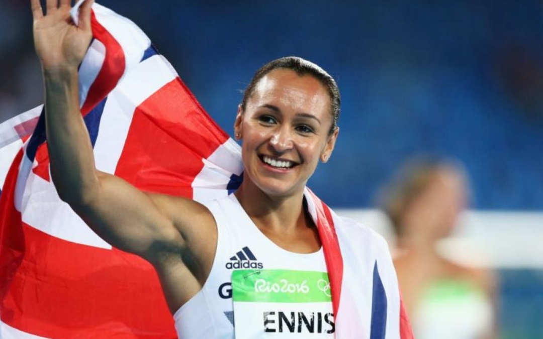 """Jessica Ennis-Hill discusses feeling """"intense"""" pressure from the media on the How To Fail podcast"""