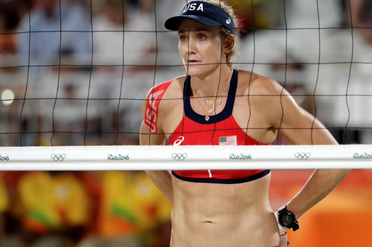 Kerri Walsh Jennings, 3-time beach volleyball gold medalist, comes up short in bid for 6th Olympics