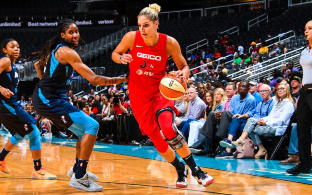 Elena Delle Donne Q&A: WNBA star talks comeback from injury, new Mystics team, story behind her Nike shoe