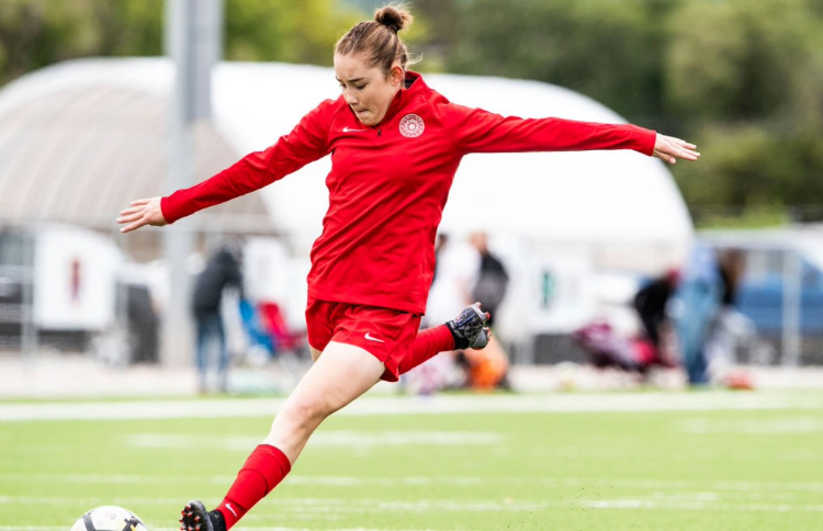 Report: Olivia Moultrie Set to Sign NWSL Contract, Will Play for Portland